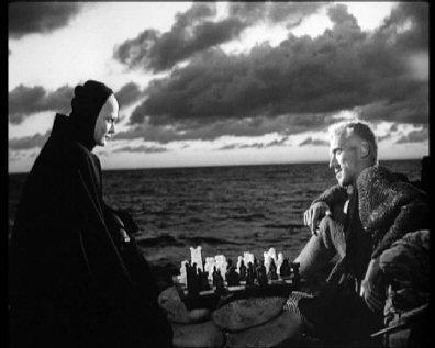 Fotograma de la película 'El séptimo sello'